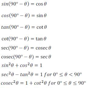 Class ten Math-Trigonometry-NCERT Solution6