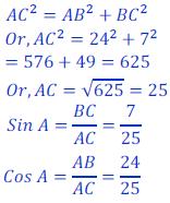 Class ten Math-Trigonometry-NCERT Solution7