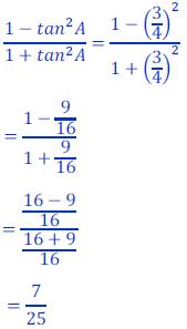 Class ten Math-Trigonometry-NCERT Solution26
