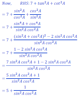 class ten math trigonometry ncert solution37 of Exercise 8.4