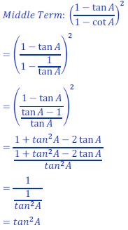 class ten math trigonometry ncert solution42 of Exercise 8.4