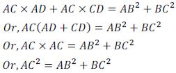 class ten math triangles41-Theorem 6