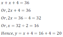 class ten math cbse - Pair of Linear equations in two variables_46, exercise 3.2 - ncert solution